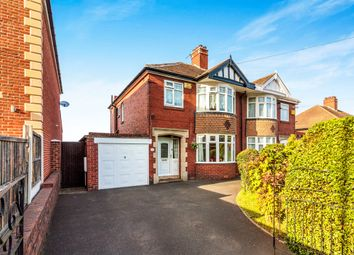 Thumbnail 3 bed semi-detached house for sale in Reneville Road, Moorgate, Rotherham