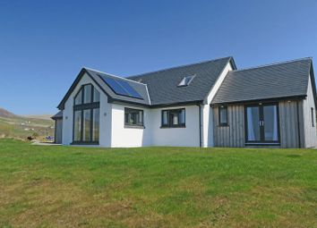 Thumbnail 4 bed detached house for sale in Snizort, Portree