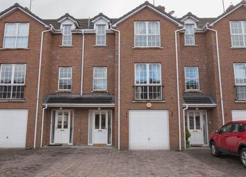 Thumbnail 4 bed town house for sale in 7, Bannview Mews, Banbridge