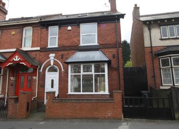 Thumbnail 4 bedroom semi-detached house to rent in Brunswick Park Road, Wednesbury