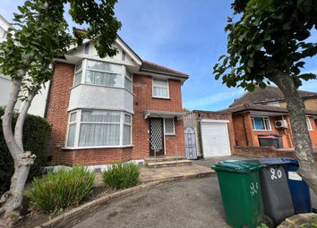Thumbnail Semi-detached house to rent in Manor Park Crescent, Edgware