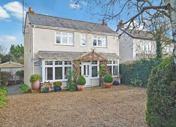 Thumbnail 3 bed detached house for sale in Wendover Road, Weston Turville, Aylesbury