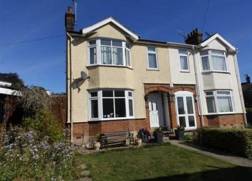Thumbnail 3 bedroom semi-detached house to rent in Jefferies Road, Ipswich