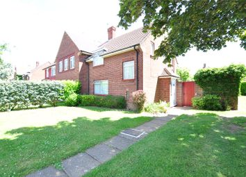 Thumbnail 2 bed end terrace house for sale in Edinburgh Drive, Staines-Upon-Thames, Surrey