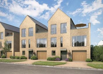 Thumbnail 4 bedroom town house for sale in Beaulieu Chase, Centenary Way, Off White Hart Lane, Chelmsford, Essex