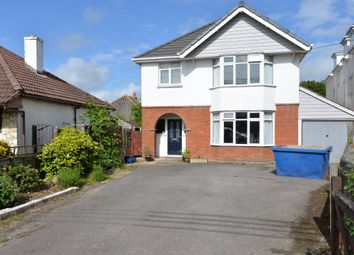 Thumbnail 3 bed detached house for sale in Station Road, New Milton