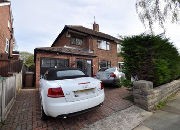 Thumbnail 3 bed semi-detached house for sale in Stanton Road, Bebington, Wirral