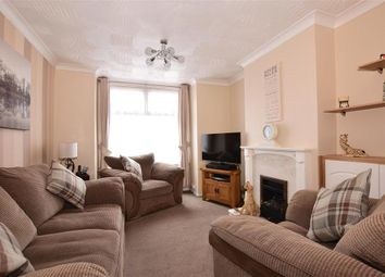 Thumbnail 2 bedroom terraced house for sale in Springhead Road, Northfleet, Gravesend, Kent