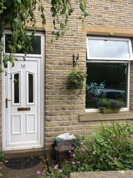 Thumbnail 2 bed terraced house to rent in Woodhouse Lane, Brighouse