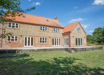 Thumbnail 6 bed detached house to rent in Druids Lane, King's Lynn