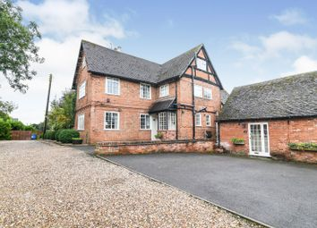Thumbnail 6 bed detached house to rent in Coughton, Warwickshire