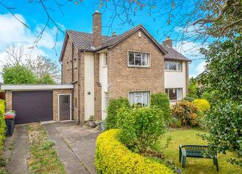 Thumbnail 3 bed detached house for sale in Whyburn Lane, Hucknall, Nottingham, Nottinghamshire