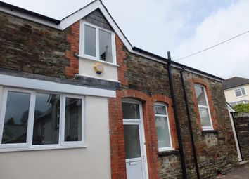 Thumbnail 1 bed semi-detached house to rent in Greenbank Lane, Liskeard