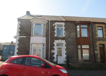 Thumbnail 3 bed end terrace house for sale in Hillview Terrace, Port Talbot, Neath Port Talbot.