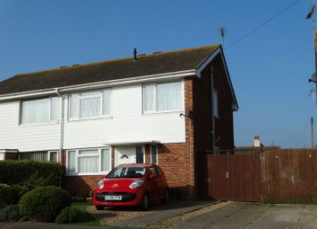 Thumbnail 4 bed semi-detached house for sale in Burlington Gardens, Selsey, Chichester