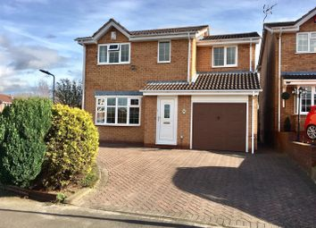 Thumbnail 4 bed detached house for sale in Cambridge Drive, Nuneaton