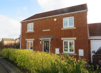 Thumbnail 4 bed detached house for sale in Sovereign Fold, Knaresborough