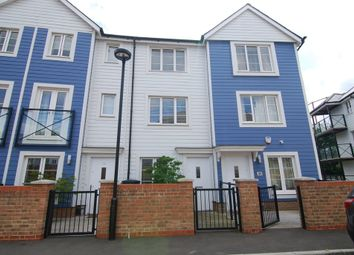 Thumbnail 3 bed town house to rent in Redbud Road, Tonbridge