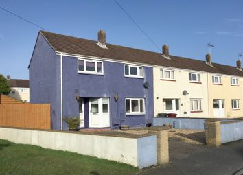 Thumbnail 3 bed end terrace house for sale in Delapoer Drive, Haverfordwest