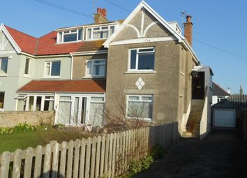 Thumbnail 2 bed flat to rent in West Drive, Porthcawl