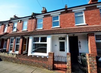 Thumbnail 3 bed end terrace house for sale in Annington Road, Eastbourne