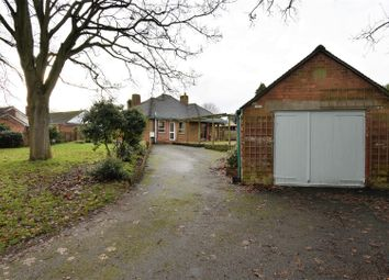 Thumbnail 3 bed detached bungalow for sale in Three Elms Road, Hereford