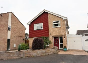 Thumbnail 4 bed detached house for sale in Peakdale Close, Long Eaton
