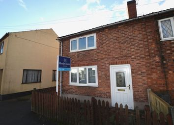 Thumbnail 2 bed semi-detached house to rent in Chester Road, Middlewich