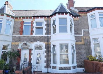 Thumbnail 4 bed terraced house for sale in Court Road, Barry, Vale Of Glamorgan