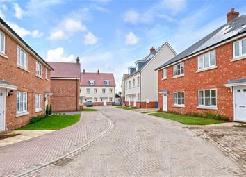 Thumbnail 3 bed semi-detached house for sale in Town Farm Place, Ashford, Kent