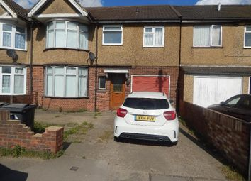 Thumbnail 5 bed terraced house to rent in Dunstable Road, Luton