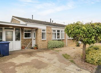 Thumbnail 2 bed bungalow to rent in Wheatley Crescent, Bluntisham, Huntingdon