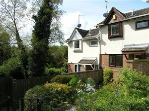 Thumbnail 1 bed terraced house to rent in Delamere Park, Northwich, Cheshire