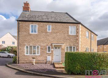 Thumbnail 3 bed semi-detached house for sale in Knapps Crescent, Woodmancote, Cheltenham