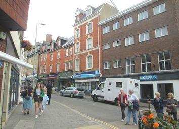 Thumbnail Retail premises for sale in Bampton Street, Tiverton