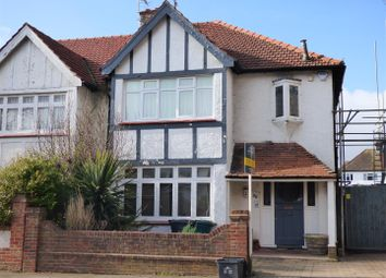 Thumbnail 2 bed flat for sale in Hogarth Road, Hove