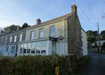Thumbnail 3 bed terraced house for sale in 1 Sea View Terrace, Penwithick, St. Austell, Cornwall