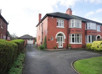 Thumbnail 4 bed semi-detached house for sale in Cantley Lane, Bessacarr, Doncaster