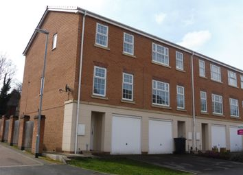 Thumbnail 3 bed town house for sale in Woodlands Chase, Rotherham
