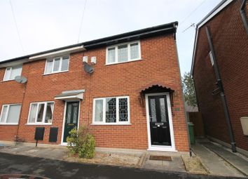 Thumbnail 2 bed town house for sale in Marbury Close, Urmston, Manchester