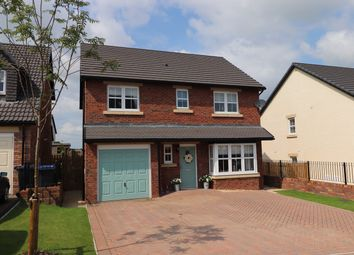 Thumbnail 4 bed detached house for sale in St Andrews Close, Thursby, Carlisle