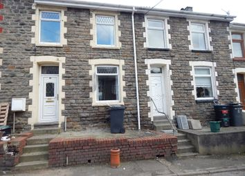 Thumbnail 3 bed terraced house for sale in Lancaster Street, Blaina, Abertillery