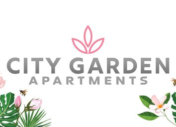 Thumbnail 1 bed flat for sale in Plot 11 - City Garden Apartments, St. Georges Road, Glasgow