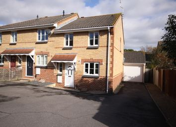 Thumbnail 3 bed end terrace house to rent in Saffron Way, Whiteley, Fareham