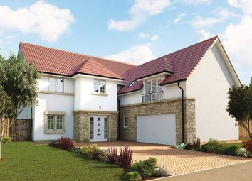 "Thumbnail 5 bedroom detached house for sale in ""The Ranald At The Grove"" at Capelrig Road, Newton Mearns, Glasgow"