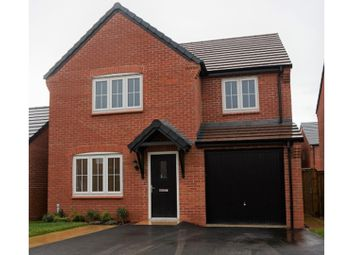 Thumbnail 4 bed detached house to rent in Baum Drive, Loughborough