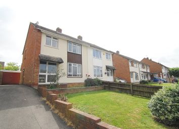Thumbnail 3 bed semi-detached house for sale in Marling Crescent, Stroud, Gloucestershire