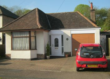 Thumbnail 2 bed detached bungalow for sale in Plantation Avenue, Aylestone, Leicester