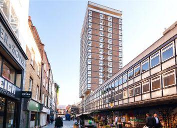 Thumbnail 1 bed flat for sale in Kemp House, Berwick Street, London