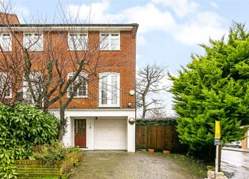 Thumbnail 3 bedroom end terrace house for sale in Tanworth Close, Northwood, Middlesex